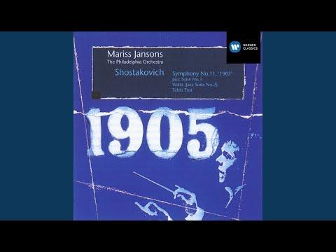 Suite for Variety Orchestra No  1, Op  50b: VII  Waltz No  2