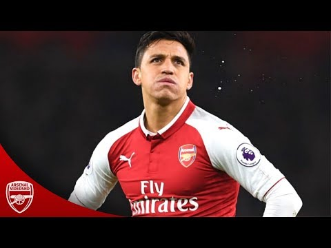 Alexis Sanchez – The Last Season at Arsenal (2017/18)