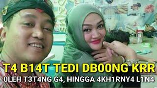 T4B14T Teddy Hingga Lina M3N1 NGG4L, DB0NG K4RR oleh TETANGGA,Ibu Rizky Febian 4L4M1?..