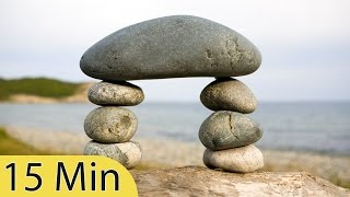 15 Minutes Music for Meditation, Relaxing Music, Music for Stress Relief, Background Music, ☯035B