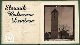 Słownik Baltazara Działasa