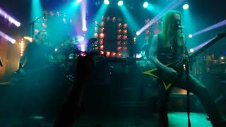 Children of Bodom - Shovel Knockout @ Tavastia, Helsinki 27.10.2018