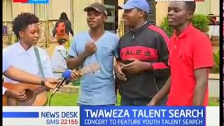 TWAWEZA TALENT SEARCH: Meru youth showcase their talents
