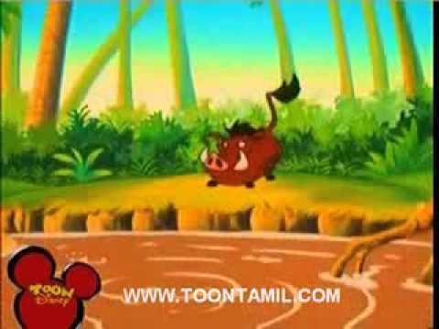 Timon and Pumba - Boary Glory Days