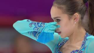 2016 ISU Junior Grand Prix Final - Marseille - Ladies Short Program - Alina ZAGITOVA RUS