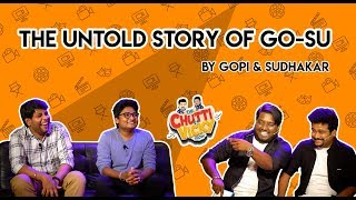 The Untold Story Of GO-SU | Chutti-Vicky | Blacksheep