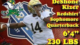 DeShone Kizer: 2017 NFL Draft Prospects 101 Series
