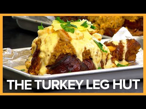 Download The Turkey Leg Hut Mp4 HD Video and MP3