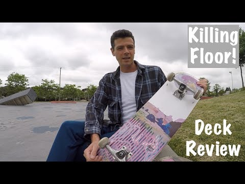 Killing Floor Skateboard Review