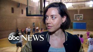 Why Aubrey Plazas Womens Basketball League Is A Big Deal