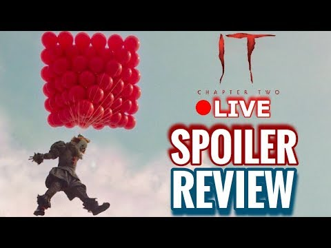 IT Chapter 2 SPOILER REVIEW