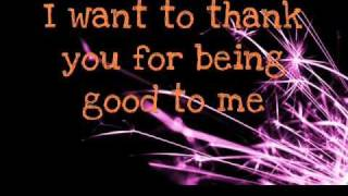 Aaron Carter - To All The Girls - Lyrics