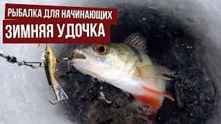 Удочки для блеснения зимней рыбалки
