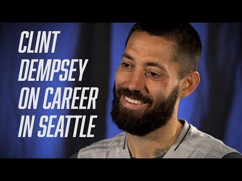 FULL INTERVIEW: Clint Dempsey sits down to discuss his career in MLS and time with the USMNT