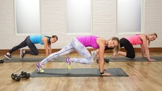 Burn 300 Calories In 30 Minutes With This Workout | Class FitSugar