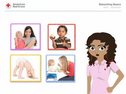 Babysitting Basics Online Course: Overview