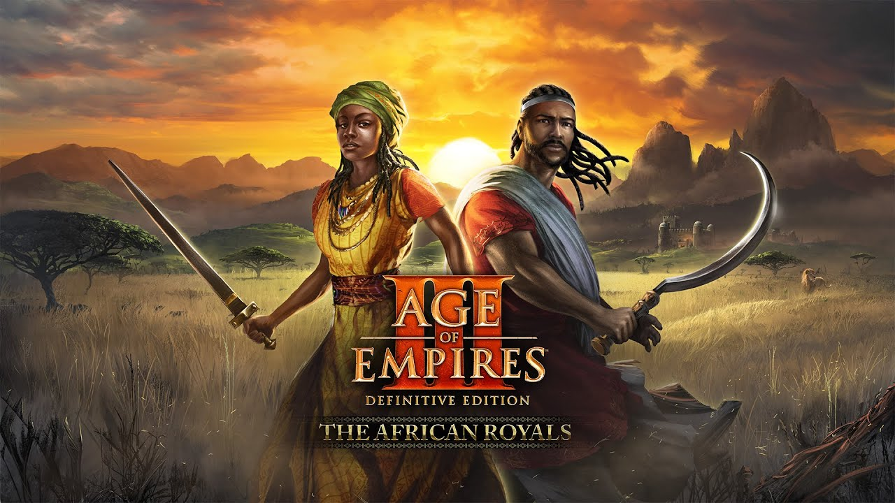 Age of Empires III: DE - The African Royals Official Trailer