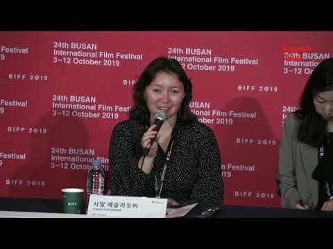 BIFF2019 Пресс-конференция фильма