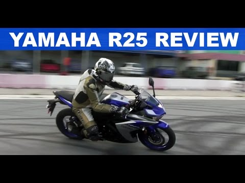 Yamaha R25 Review [English]