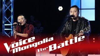 "Magsarjaw  Vs Bayarjargal - ""High Enough"" - The Battle - The Voice Of Mongolia 2018"