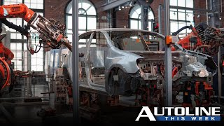 The Struggle to Restart the Automotive Industry - Autoline This Week 2413