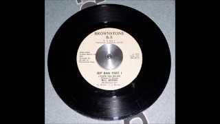 "RARE SOUL 45 - Bill Brown - Bip Bam  ( Thank You Ma'am ) "" Part 1"""
