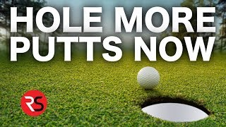 Want to hole more putts? Just do THIS!!!!