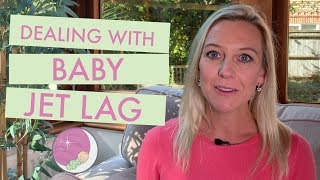 Dealing with Baby Jet Lag (Audience Question)