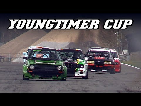 Sierra RS500, Delta, 964 cup, E30 M3, Golf GTI,  Youngtimer Cup Zolder 2018