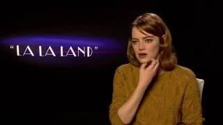 La La Land Emma Stone Interview