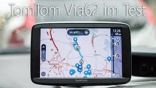 TomTom Via 62 Navigationsgerät im Praxistest