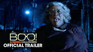 Boo A Madea Halloween 2016 Movie – Tyler Perry Official Trailer – 'Trick Or Treat'