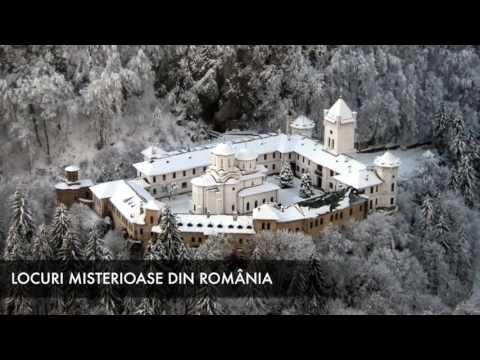 Locuri misterioase din Romania