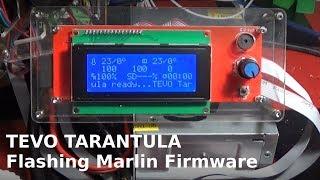 Calibrating Tevo Tarantula Extruder - Самые лучшие видео