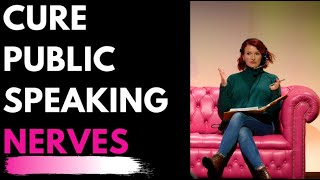 Nervous About Presenting & Public Speaking? - Tips on How To Stop The Nerves & Fear