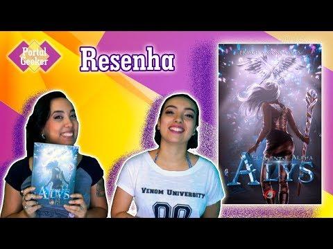 Resenha: Alys - Elemento Alpha, de Priscila Gonçalves