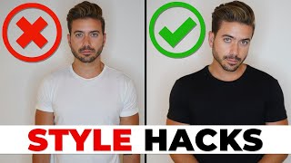 6 Clothing Tricks Most Guys Dont Know | Mens Style Hacks 2019 | Alex Costa
