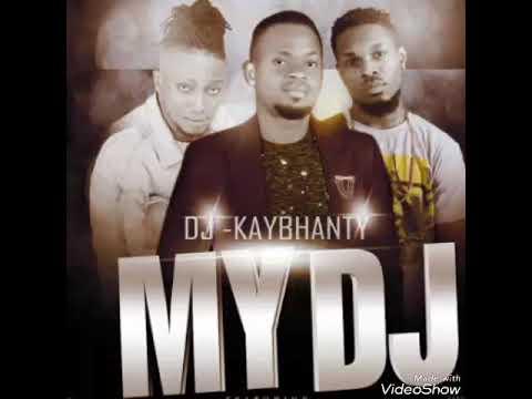 Dj KBHANTY X SIMOICE X LIL GIZZY___MY DJ (PROD BY LIL GIZZY)