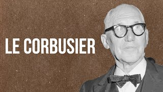 ART ARCHITECTURE   Le Corbusier