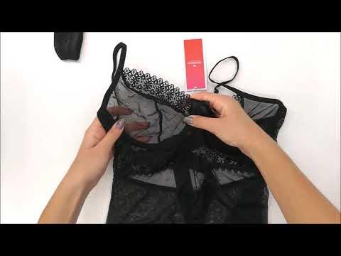 Košilka 817-CHE chemise - Obsessive