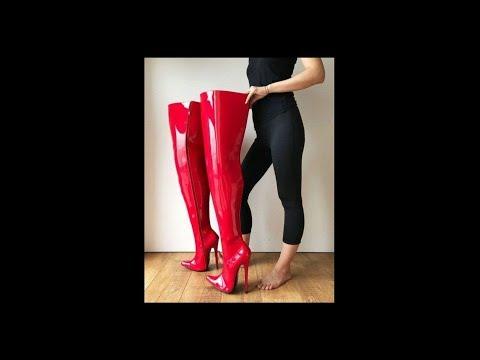 Stiefel, die Stärke der Frauen (Deutsche Version)