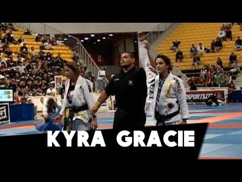 Kyra Gracie fala sobre carreira e família