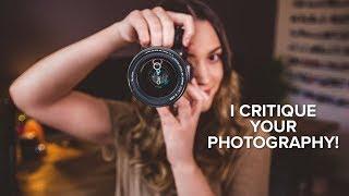 Critique 3   Posing Non Models & Composition Tips!