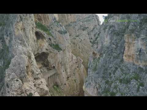 Tres Cruces  [Drei Kreuze] Steilwand