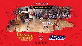 Highlights ABL9 || Home - Game 12: Saigon Heat vs Hong Kong Eastern 13/01