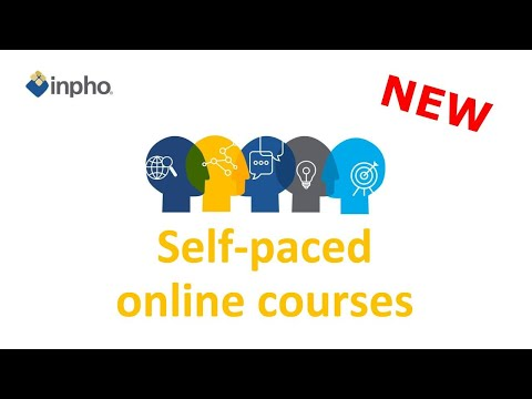 New Inpho software self-paced online training courses - YouTube