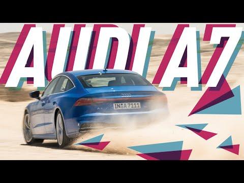 AUDI A7 SPORTBACK 2018/ЛУЧШЕЕ ЧЕТЫРЕХДВЕРНОЕ КУПЕ/БОЛЬШОЙ ТЕСТ ДРАЙВ онлайн видео