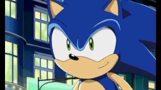 """Sonic X Shadow vs Sonic """"Первое появление Шедоу"""""""