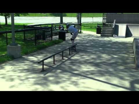 Pekin Skatepark Throwaway
