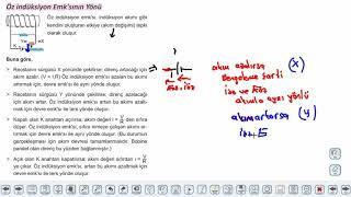 Eğitim Vadisi 11.Sınıf Fizik 23.Föy Elektrik ve Manyetizma 2 Konu Anlatım Videoları